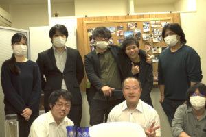 【3月度帰社日】インフラチームで集まりました!